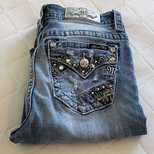 Miss Me Standard Bootcut Jeans